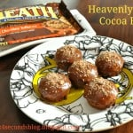 Heavenly Heath Cocoa Bites