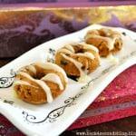 Coconut Carrot Mini Cakes