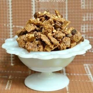 Cinnamon Toffee