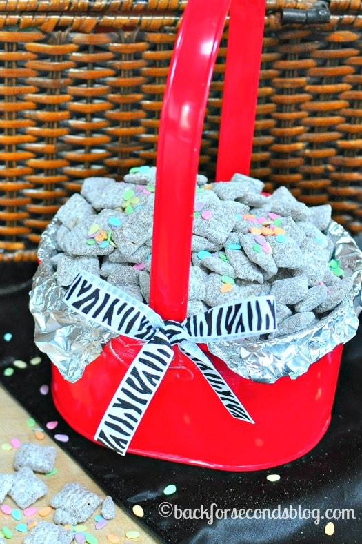 Cupcake Muddy Buddies