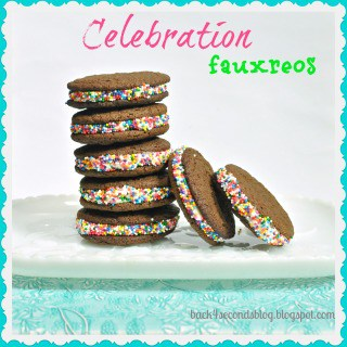 Celebration Oreos