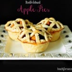 Individual Apple Pies, *Launch Party*, and Instagram Snapshot Social!!