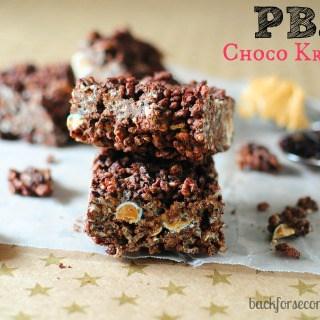 PB&J Choco Krispies