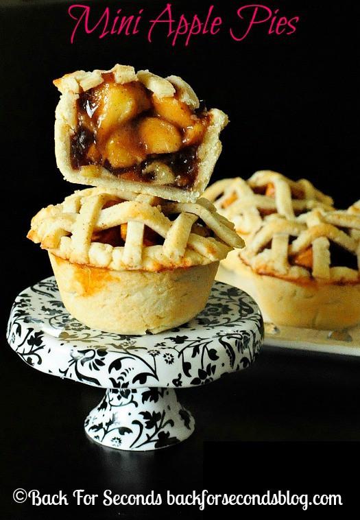 Easy homemade apple pie