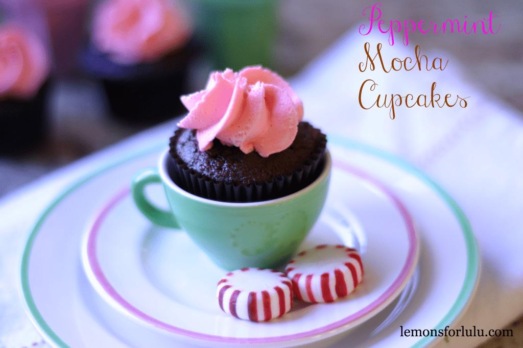 Peppermint-Mocha-Cupcakes