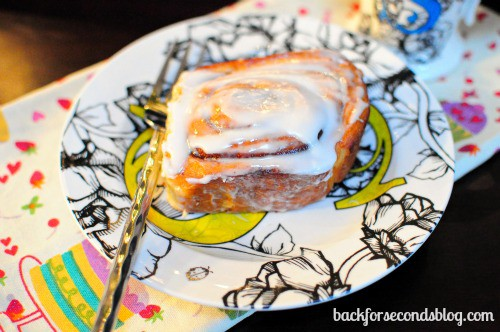 Starbucks & Sam's Club Cinnamon Rolls #deliciouspairings #starbucks