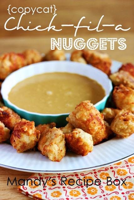 Chick-FIl-A Copycat Nuggets