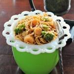 Skinny Thai Shrimp Pasta2