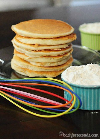 Easy Homemade Instant Pancake Mix