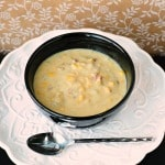 Clam Chowder Made in the Crock Pot