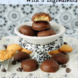 Make Your Own Tagalongs with 3 Ingredients