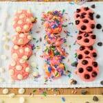 Easy Strawberry Cookies