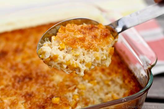 Creamed-Corn-Casserole-Recipe