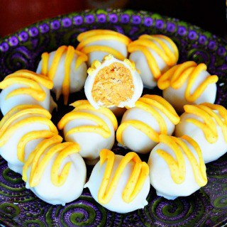 Easy Pumpkin Pie Truffle Recipe