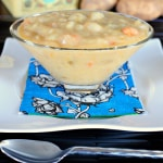 Creamy Potato and Veggie Chowder