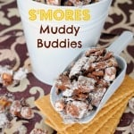 Peanut Butter Smores Puppy Chow Recipe