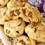 cappuccino chip cookie recipe
