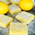 The Best Ever Lemon Bars