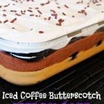 Iced Coffee Butterscotch Icebox Cake