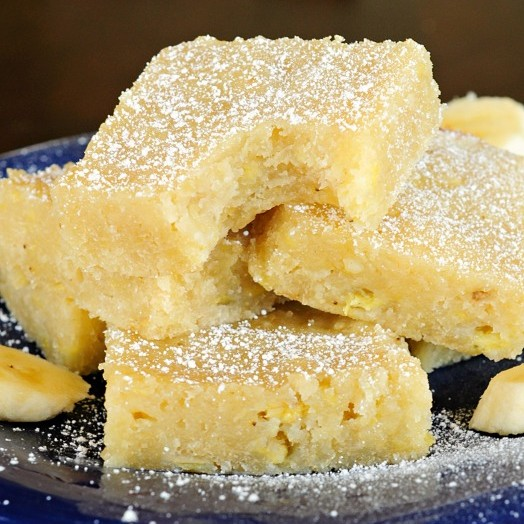 Banana Brownies Back For Seconds