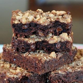 Toffee Brownies FG