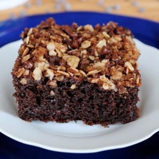Healthy Chocolate Coffee Cake FG