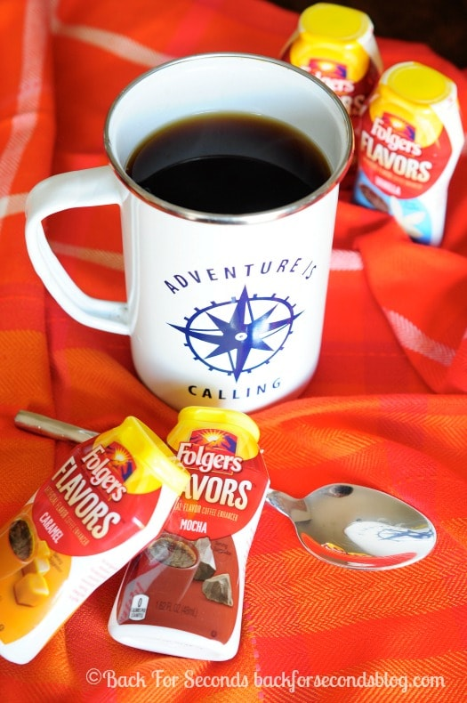 Folgers Flavors for Coffee