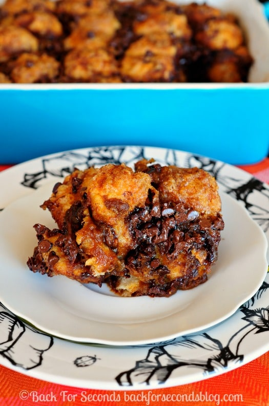Pumpkin Chocolate Chip Bake - a simple MUST MAKE recipethis fall!