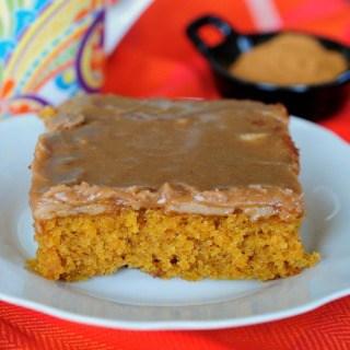 Pumpkin Spice Cake from Scratch FG