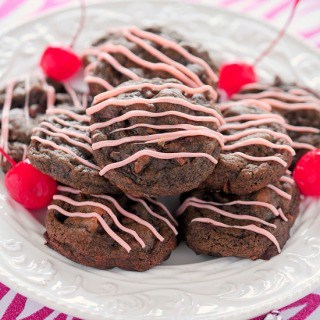 Cherry Cordial Cookies FG