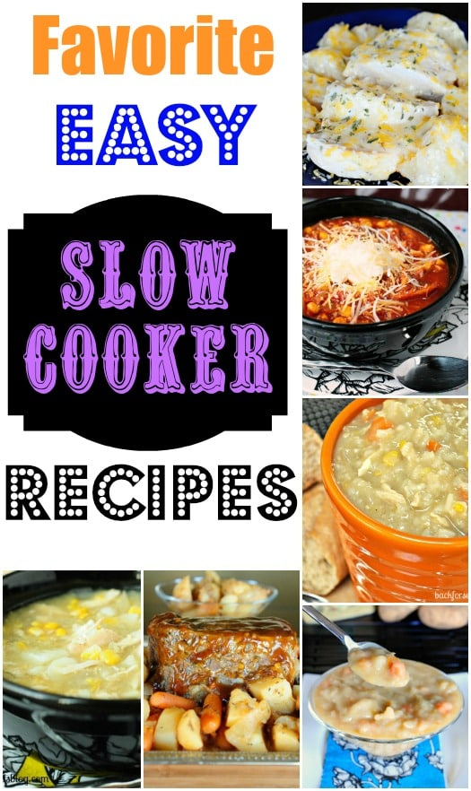 Best Easy Crock Pot Recipes - This is some good comfort food!