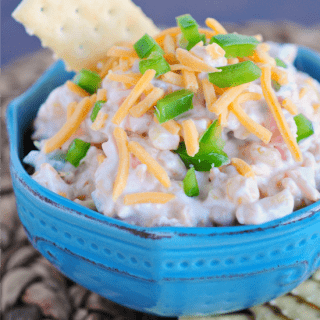 Cheesy Corn Dip FG