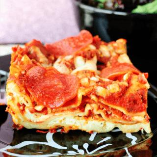 Pepperoni Lasagna FG
