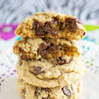 Chewy Brown Sugar Cookies FG