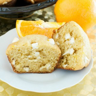 Creamsicle Muffins