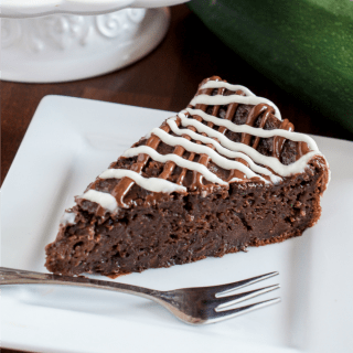 Triple Chocolate Banana Zucchini Cake