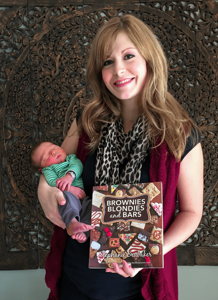 Baby and a Book 2