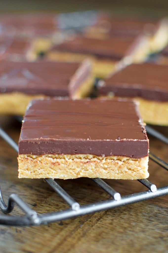 Copycat Reese's Peanut Butter Cup Bars - Page 2 of 2 - Back for Seconds