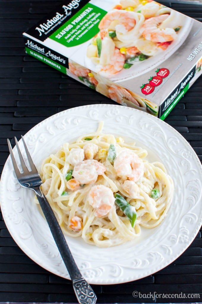 Seafood Alfredo Recipe Food Network