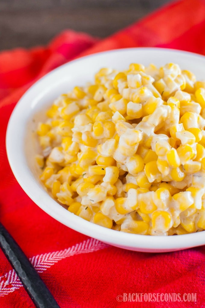 how to cook corn in a crock pot