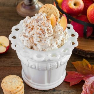 Apple Pie Cheesecake Fluff