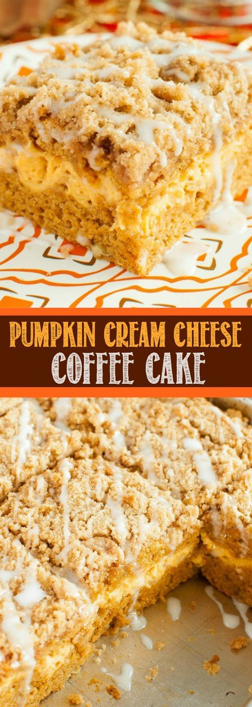 recipe: pumpkin cream cheese coffee cake [33]