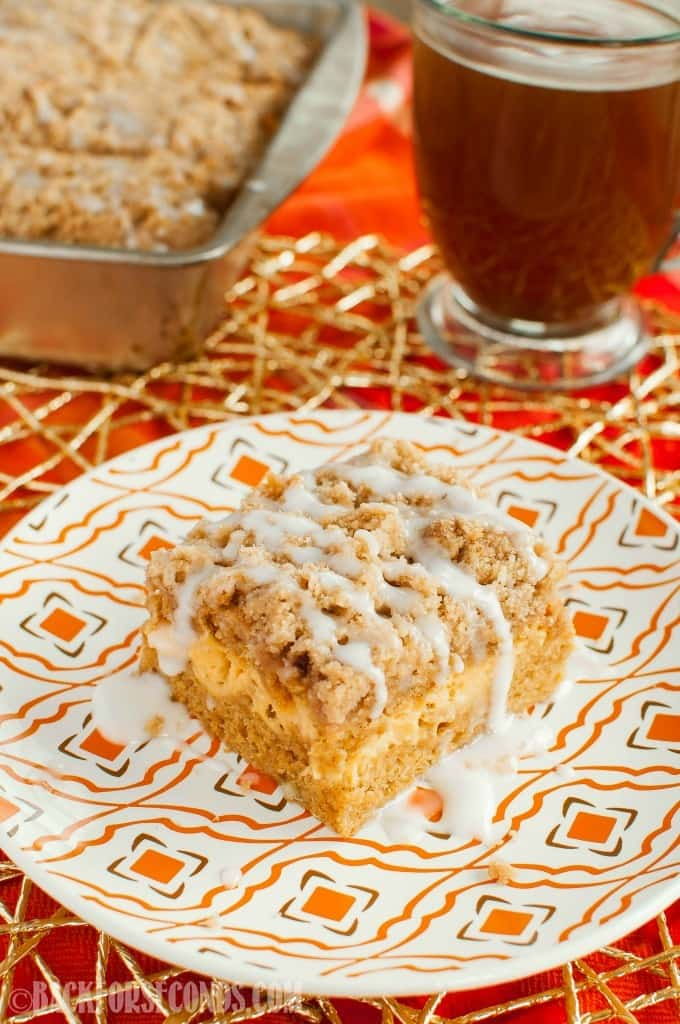 recipe: pumpkin cream cheese coffee cake [30]