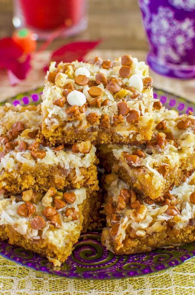 Pumpkin Spice Magic Bars - Page 2 of 2 - Back for Seconds