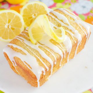 Best Glazed Lemon Loaf